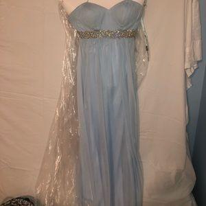La Femme prom dress.